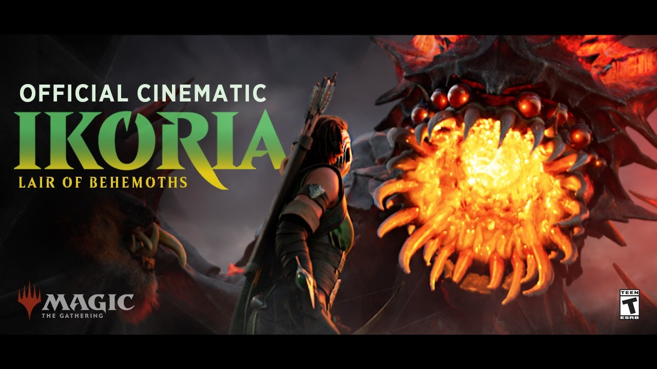 Ikoria: Lair of Behemoths Official Trailer – Magic: The Gathering