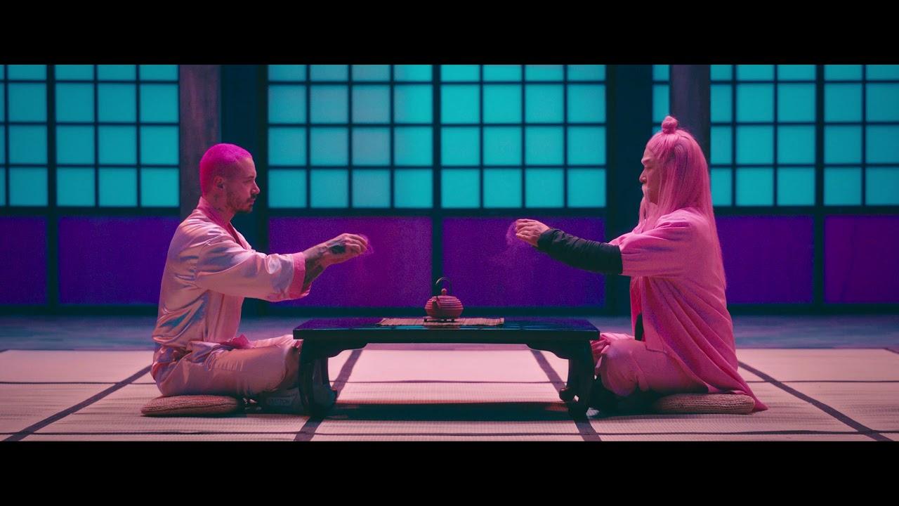 J Balvin – Rosa (Official Teaser)