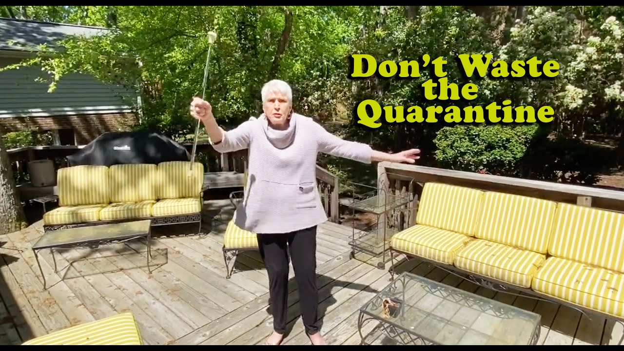 Jeanne Robertson | Don't Waste the Quarantine