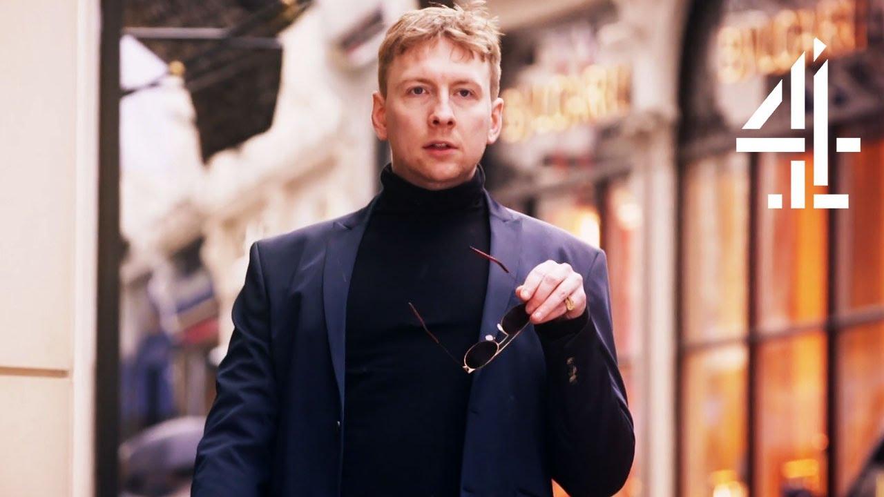 Joe Lycett Changes NAME to Hugo Boss??   Joe Lycett's Got Your Back