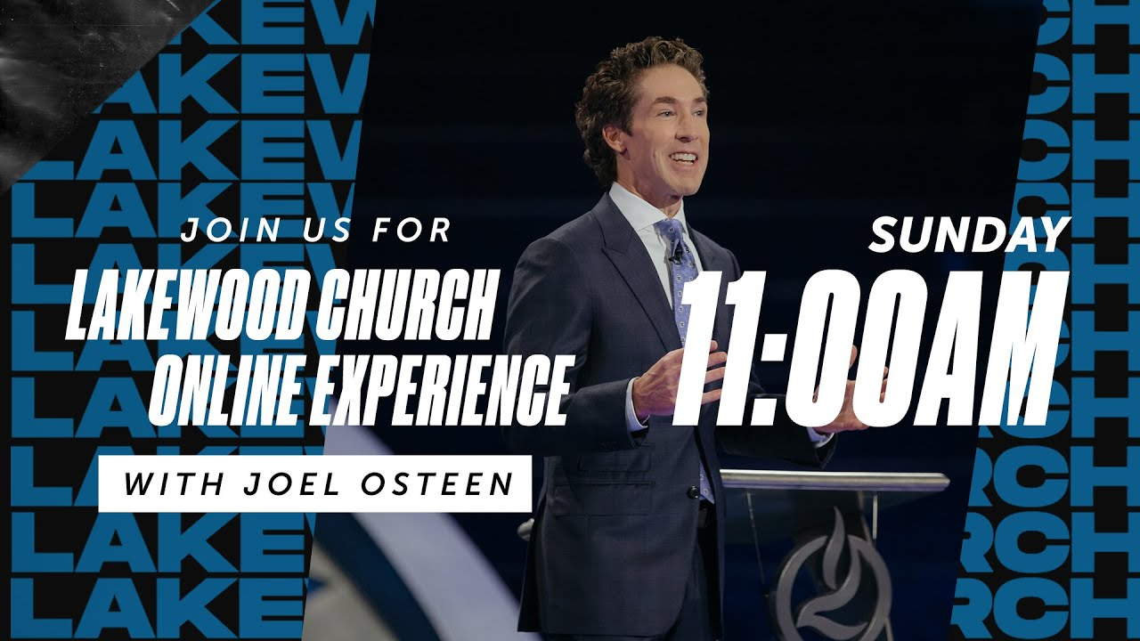 Joel Osteen | Hope Is Alive | Easter Service 11am