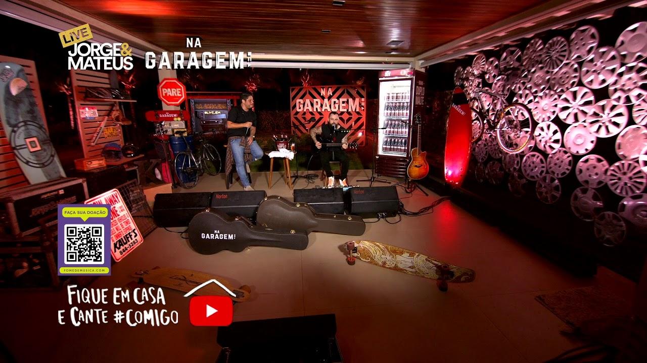 Jorge & Mateus – Live Na Garagem