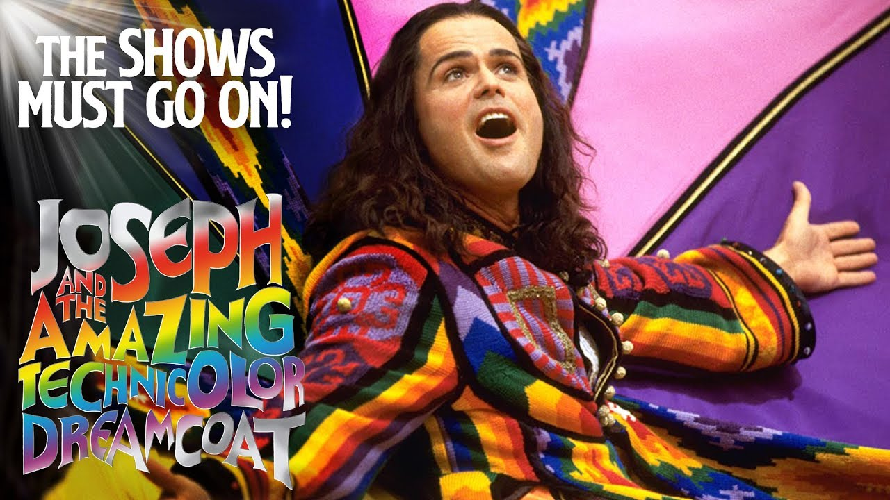 Joseph And The Amazing Technicolor Dreamcoat – FULL SHOW | The Shows Must Go On – Stay Home #WithMe