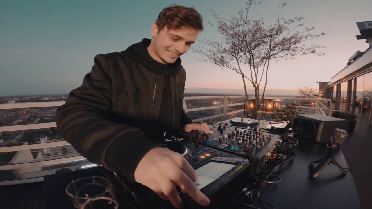 MARTIN GARRIX LIVE @ MY ROOFTOP IN AMSTERDAM