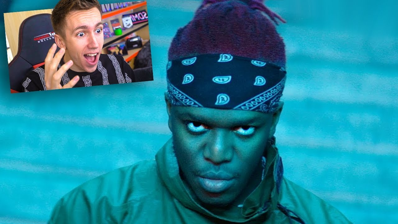 MINIMINTER REACTS TO KSI – Poppin (feat. Lil Pump & Smokepurpp)
