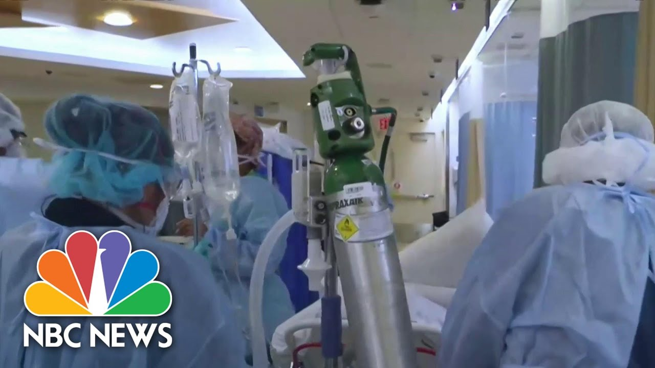NBC Nightly News Broadcast (Full) – April 10th, 2020 | NBC Nightly News