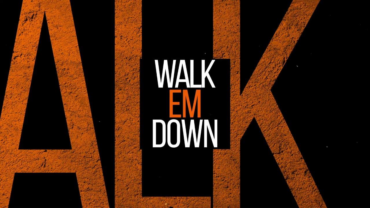 NLE Choppa – Walk Em Down feat. Roddy Ricch (Official Lyric Video)