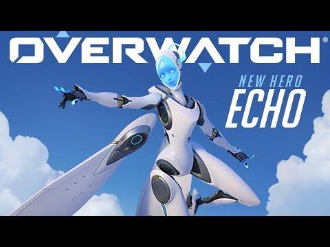 [NOW PLAYABLE] Echo | Overwatch
