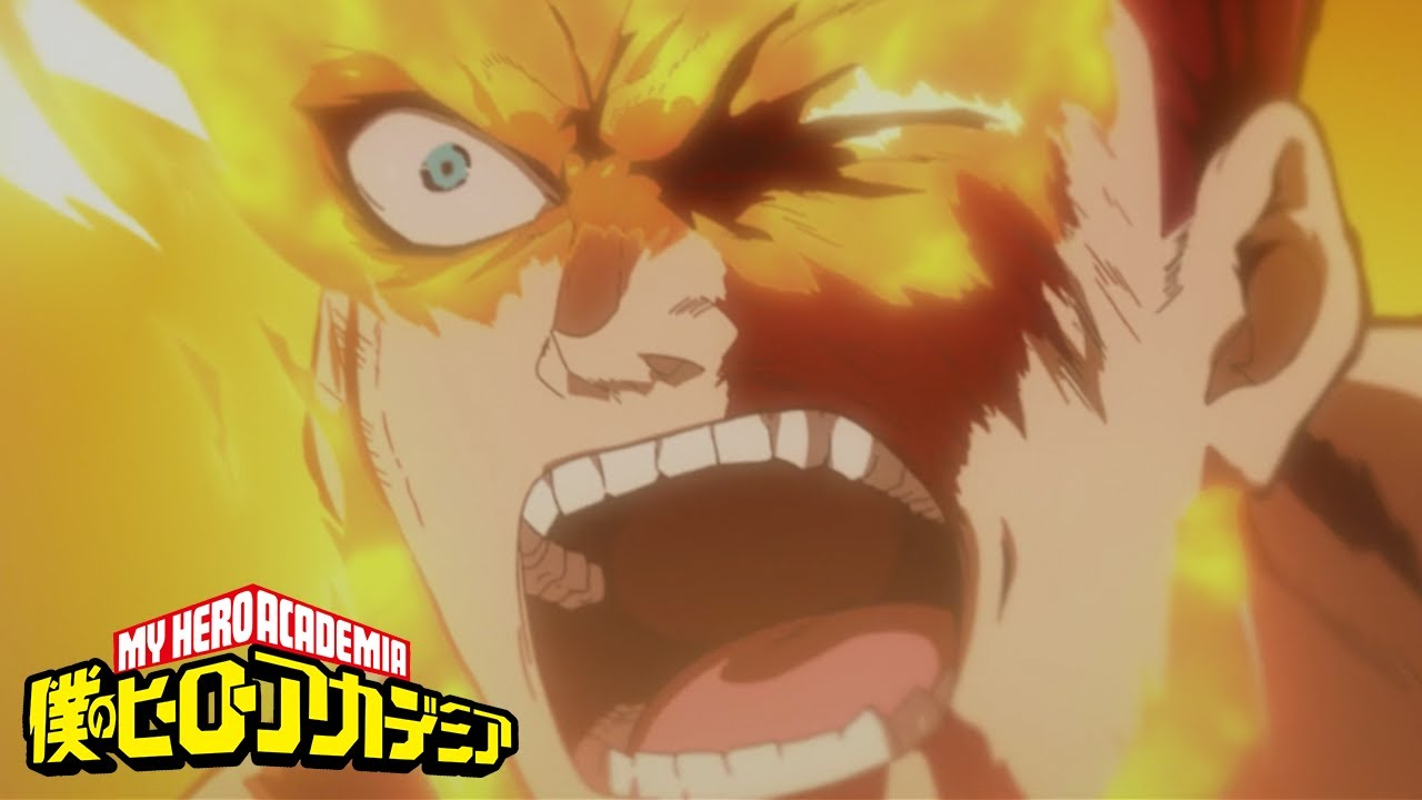 PLUS ULTRA PROMINENCE BURN! | My Hero Academia