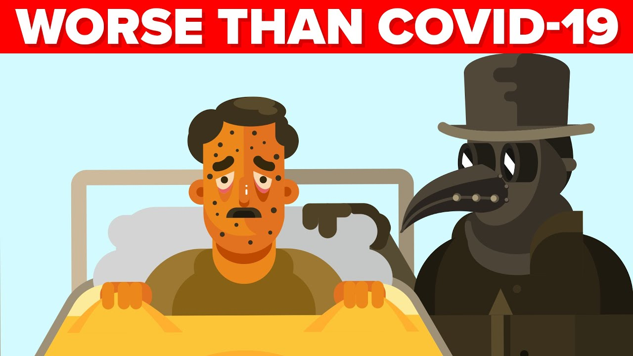 Pandemics Worse Than Novel Coronavirus in the History of Mankind