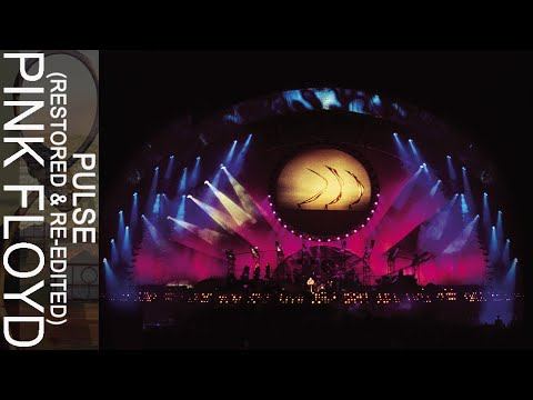 Pink Floyd – PULSE (Restored & Re-Edited 90 Minute Version)