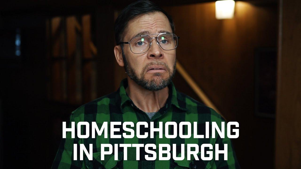 Pittsburgh Dad Homeschooling the Kids