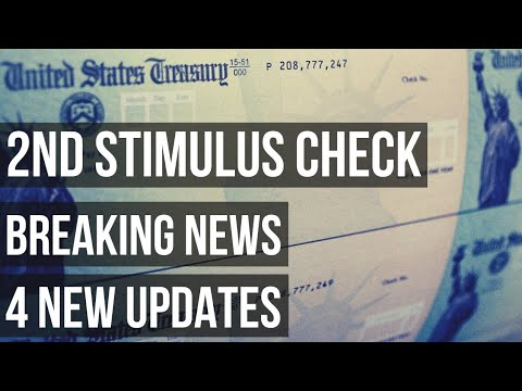 Second Stimulus Check: 4 New Proposals Added To Package