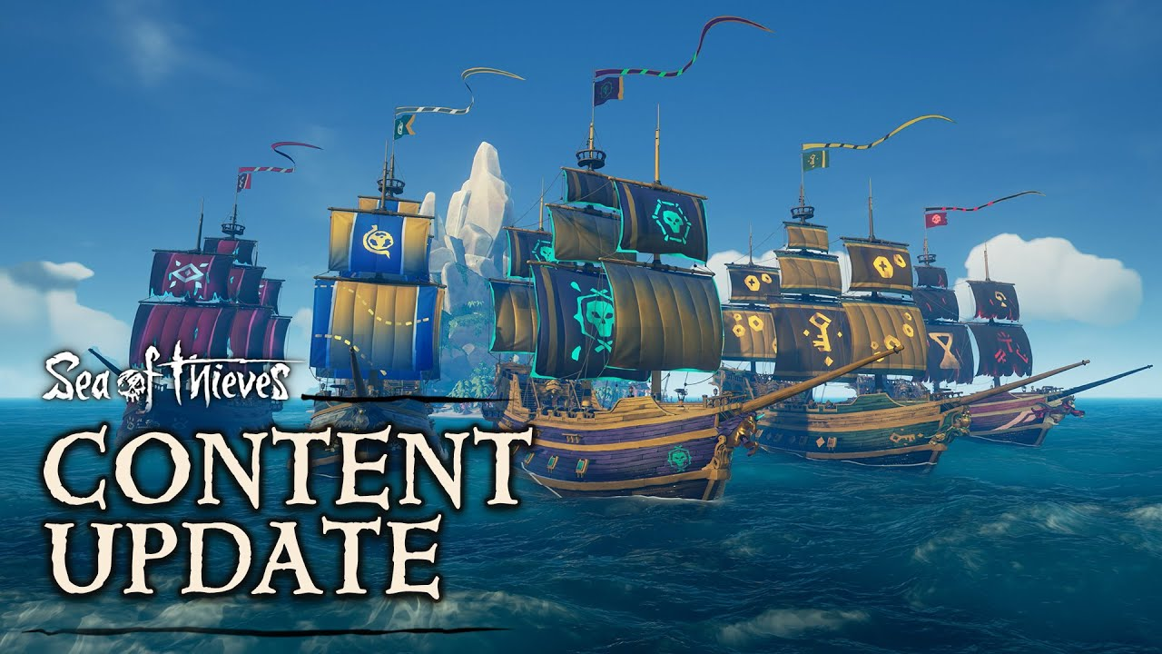Ships of Fortune – April 22nd: Official Sea of Thieves Content Update