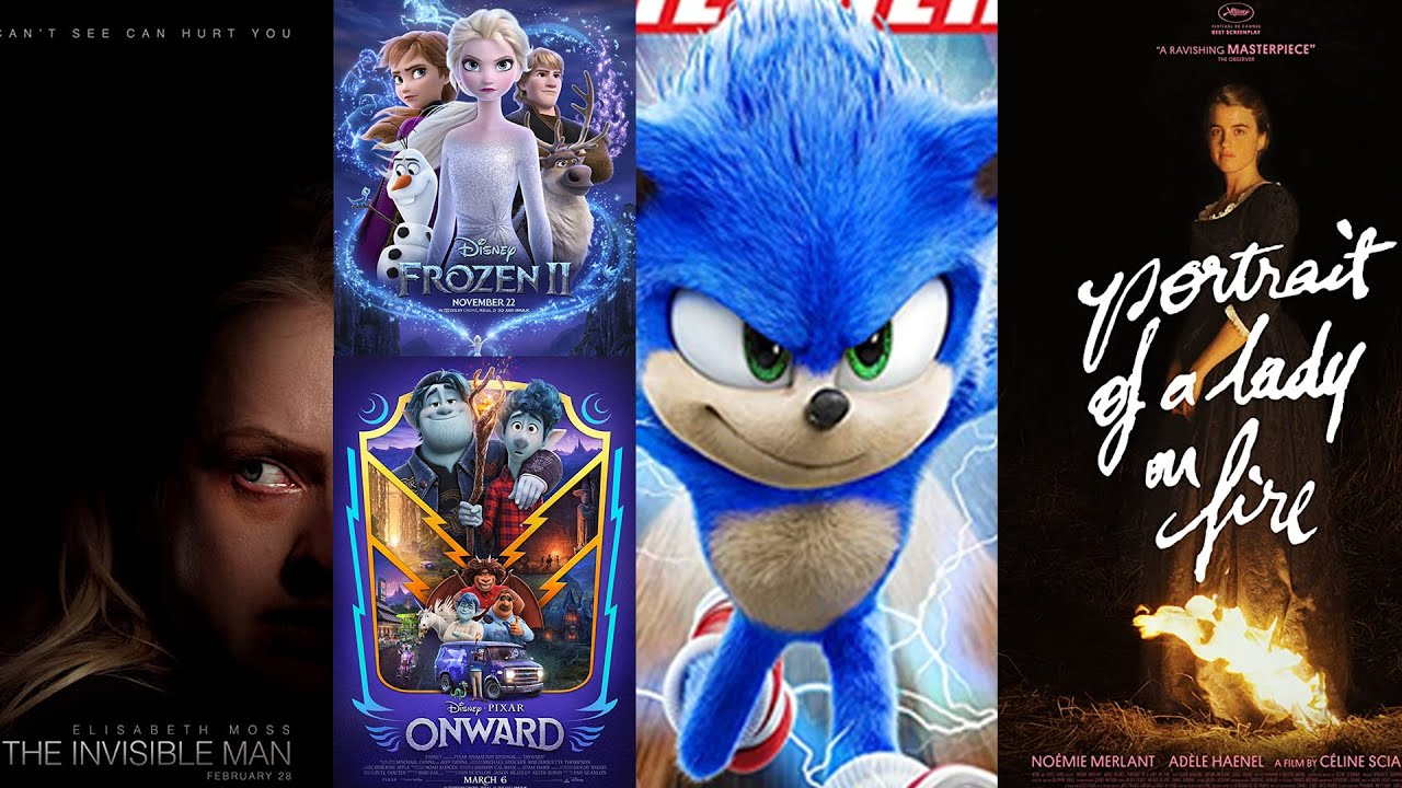 Sonic, Disney Movies, Invisible Men & Fire Portraits – The Quest For The Best #5