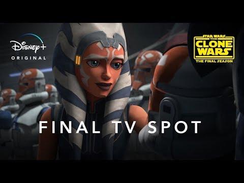 Star Wars: The Clone Wars   Final TV Spot   Disney+