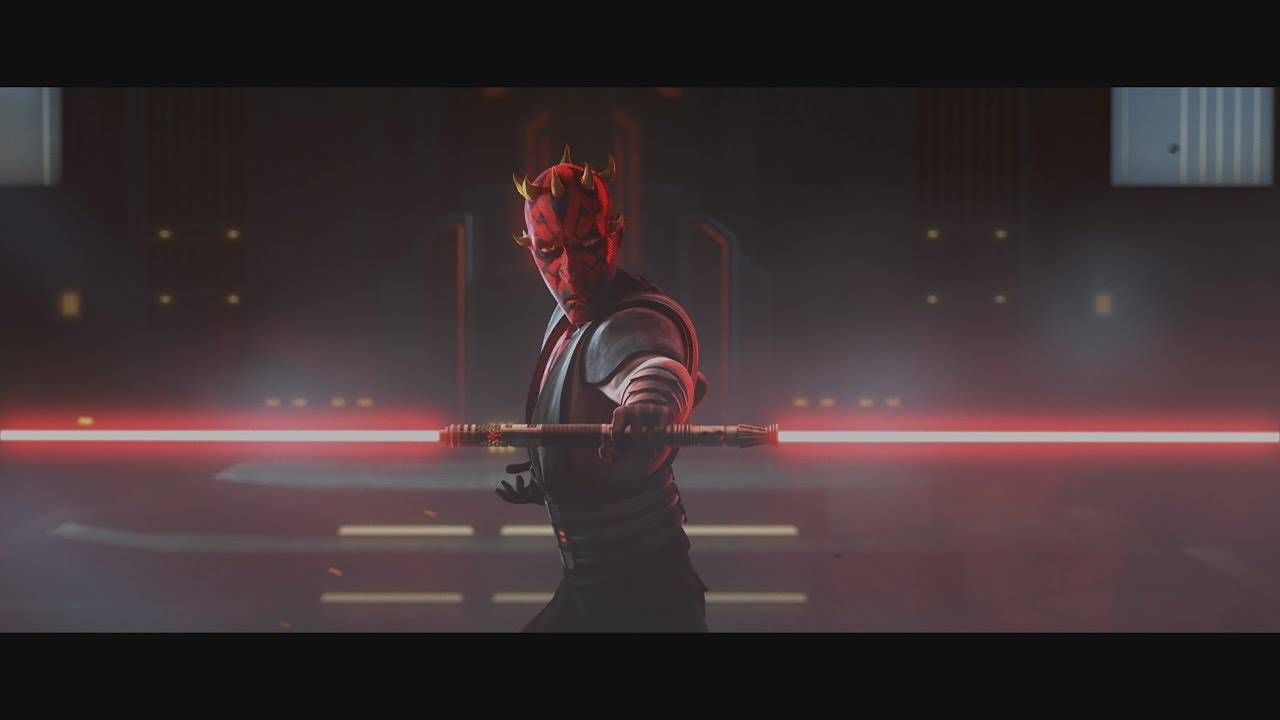 "Star Wars: The Clone Wars | ""The Phantom Apprentice"" Clip | Disney+"