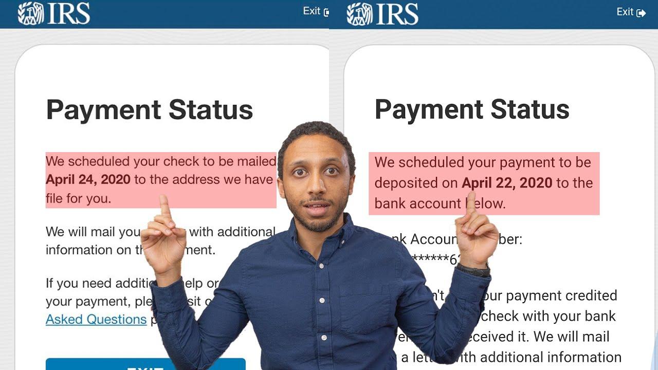 Stimulus Check Update | Next Direct Deposit Date