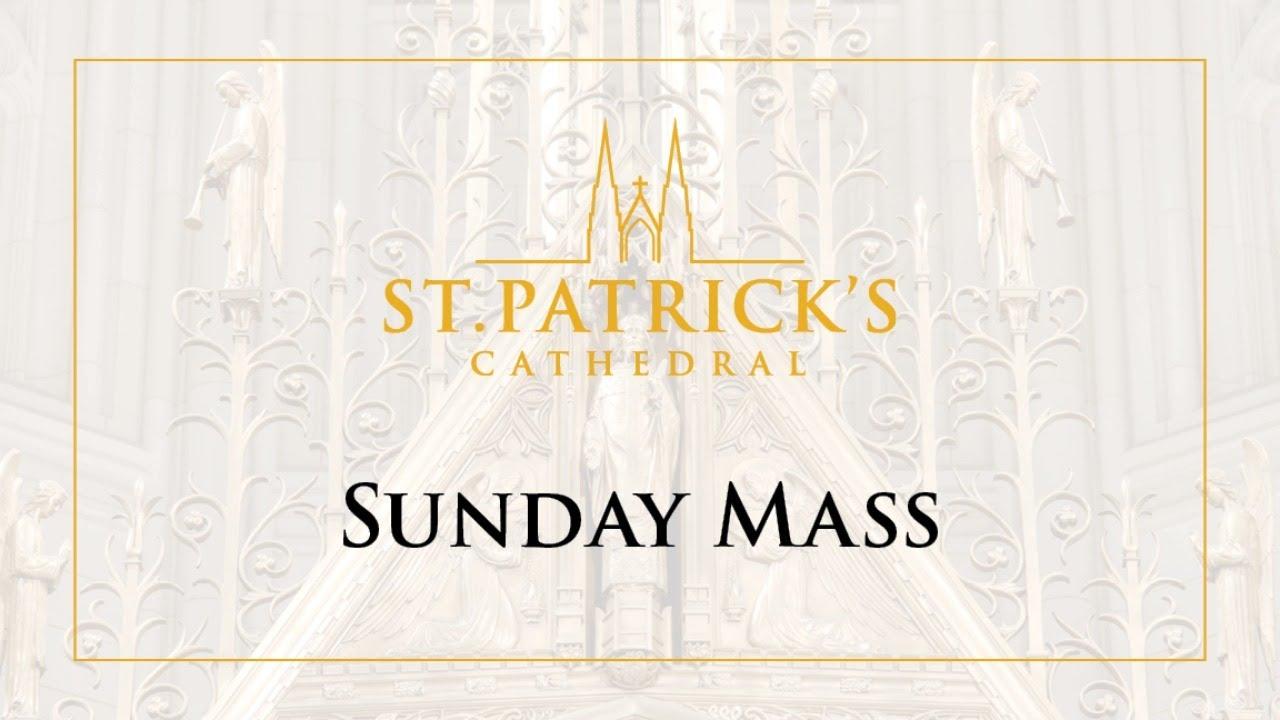 Sunday Mass – April 26th 2020