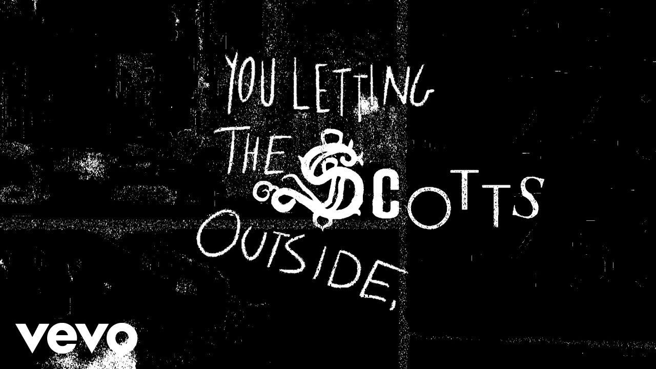 THE SCOTTS, Travis Scott, Kid Cudi – THE SCOTTS (Outside)