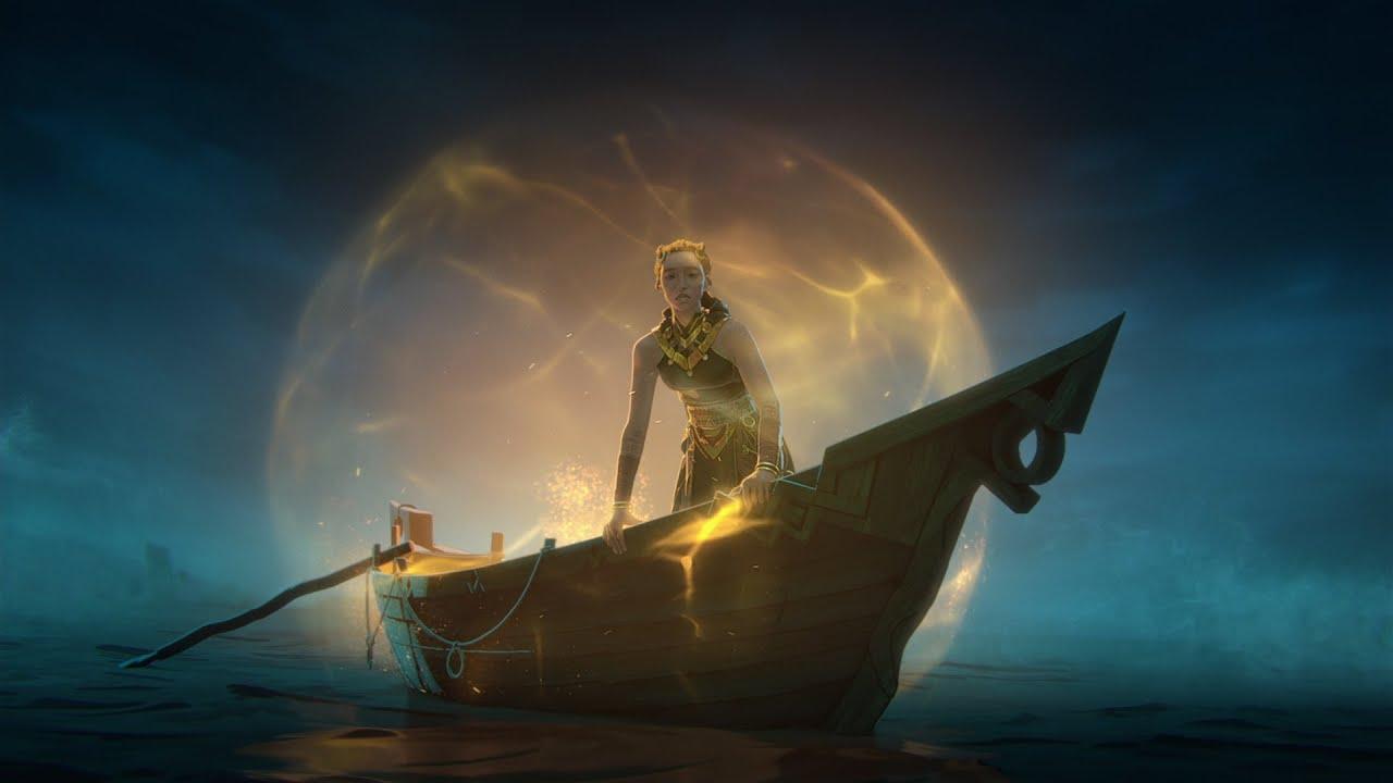 "Tales of Runeterra: Shadow Isles | ""None Escape"""