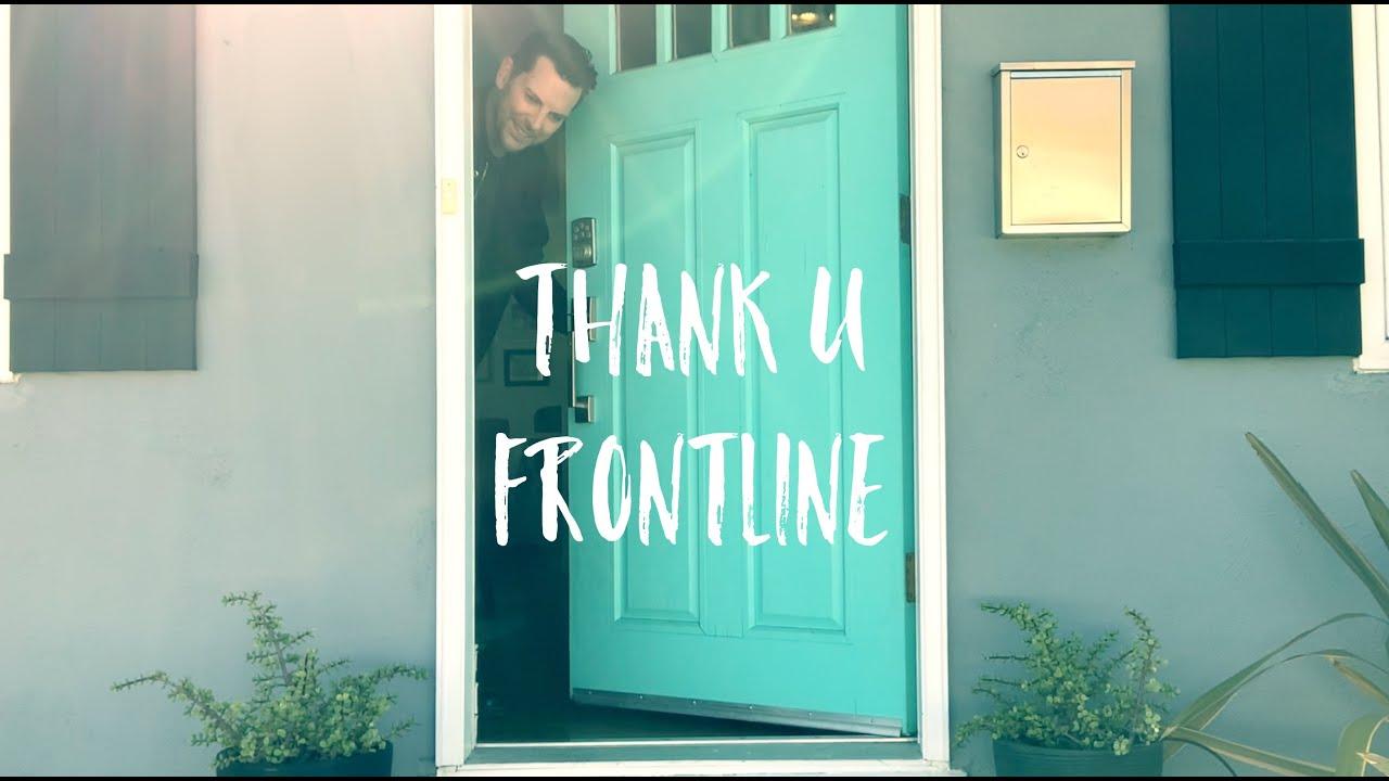 'Thank U Frontline' by Chris Mann (Alanis Morissette)