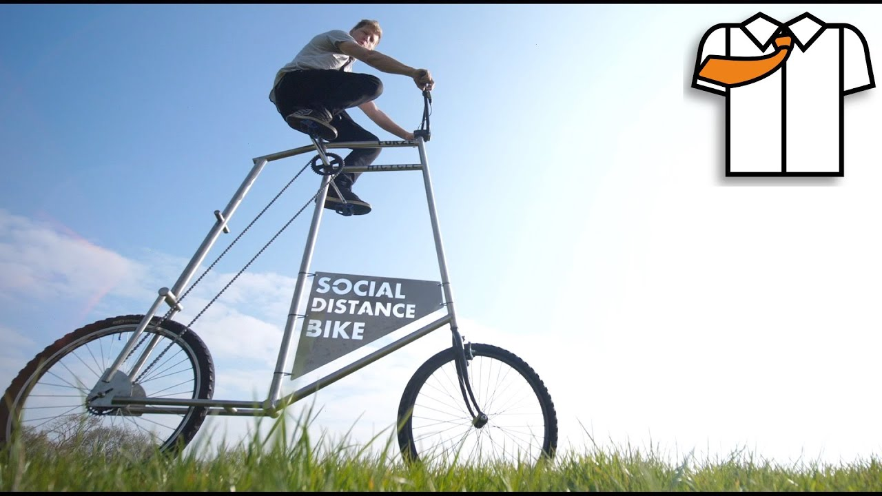 The Highcycle – Social Distance Bike