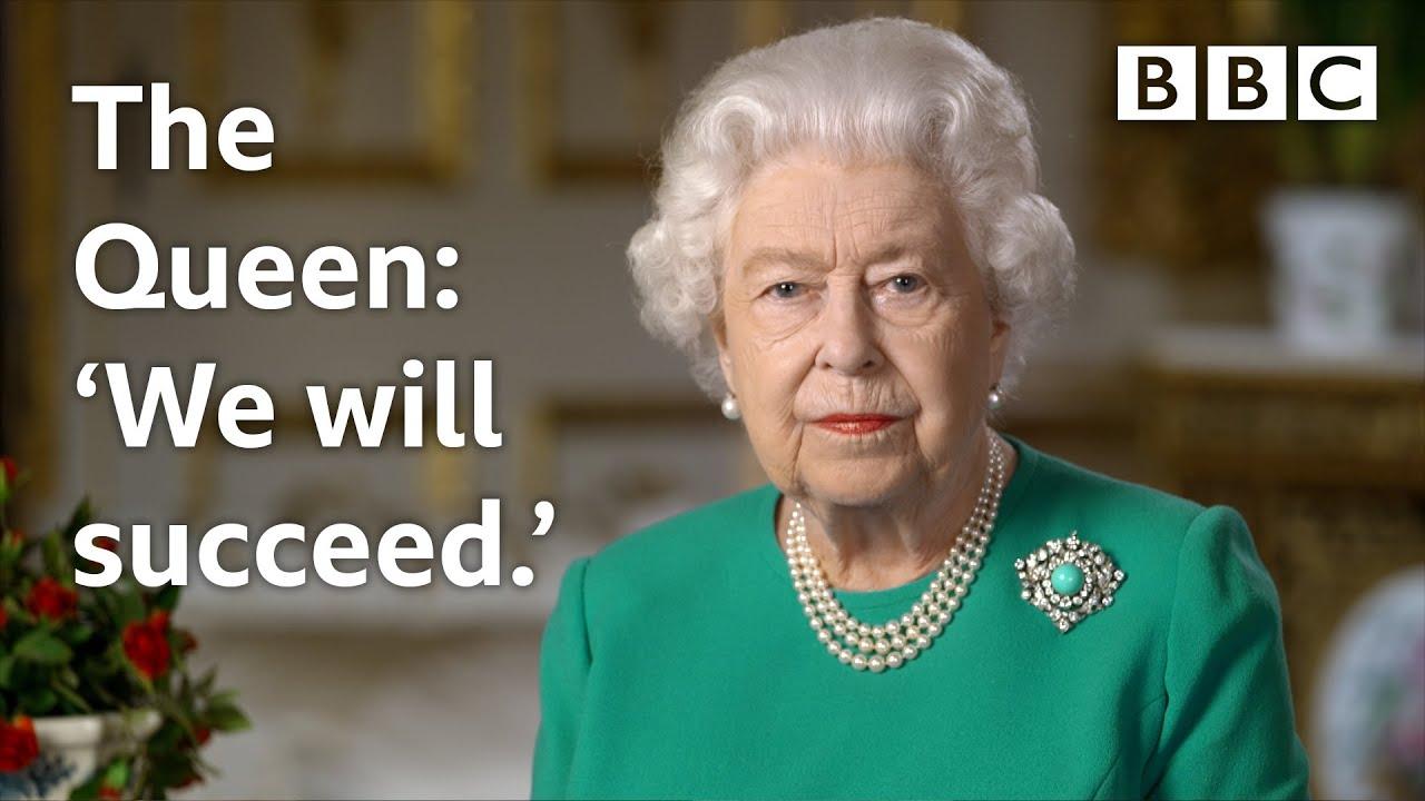 The Queen's Coronavirus broadcast: 'We will meet again' – BBC