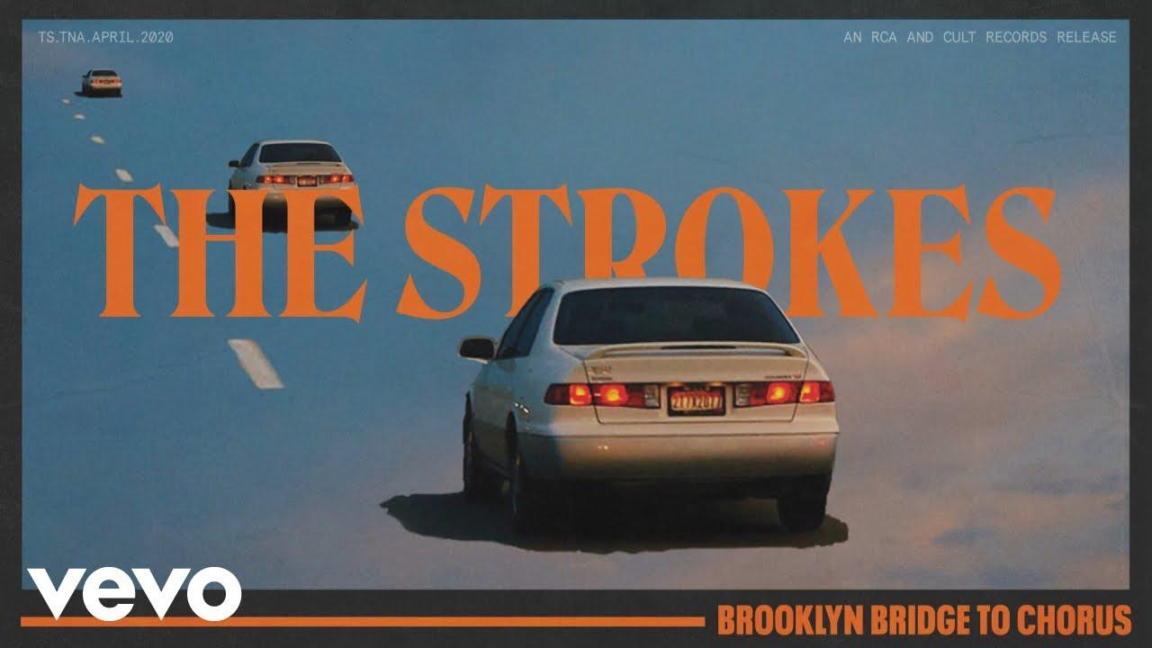The Strokes – Brooklyn Bridge To Chorus (Audio)