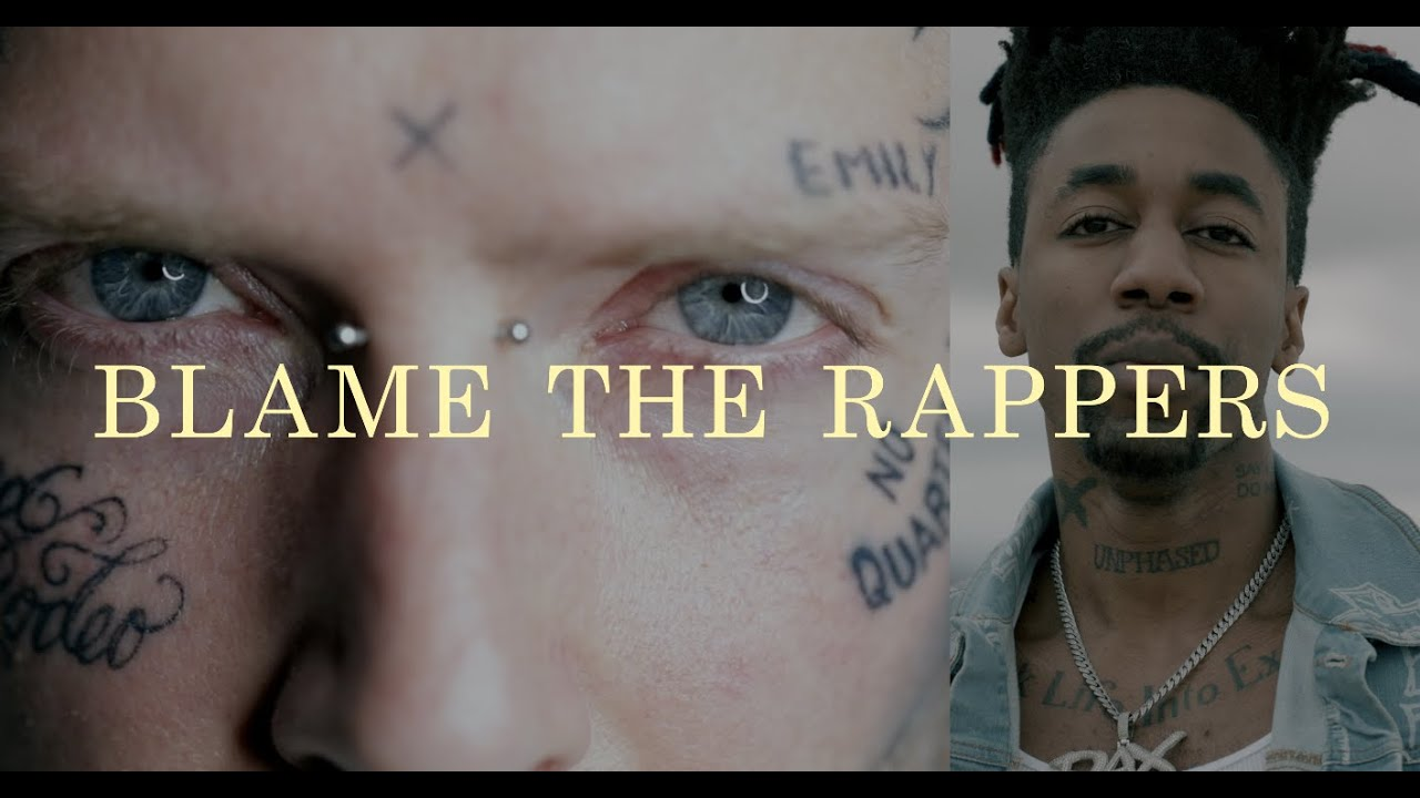 "Tom MacDonald ft. DAX – ""Blame The Rappers"""