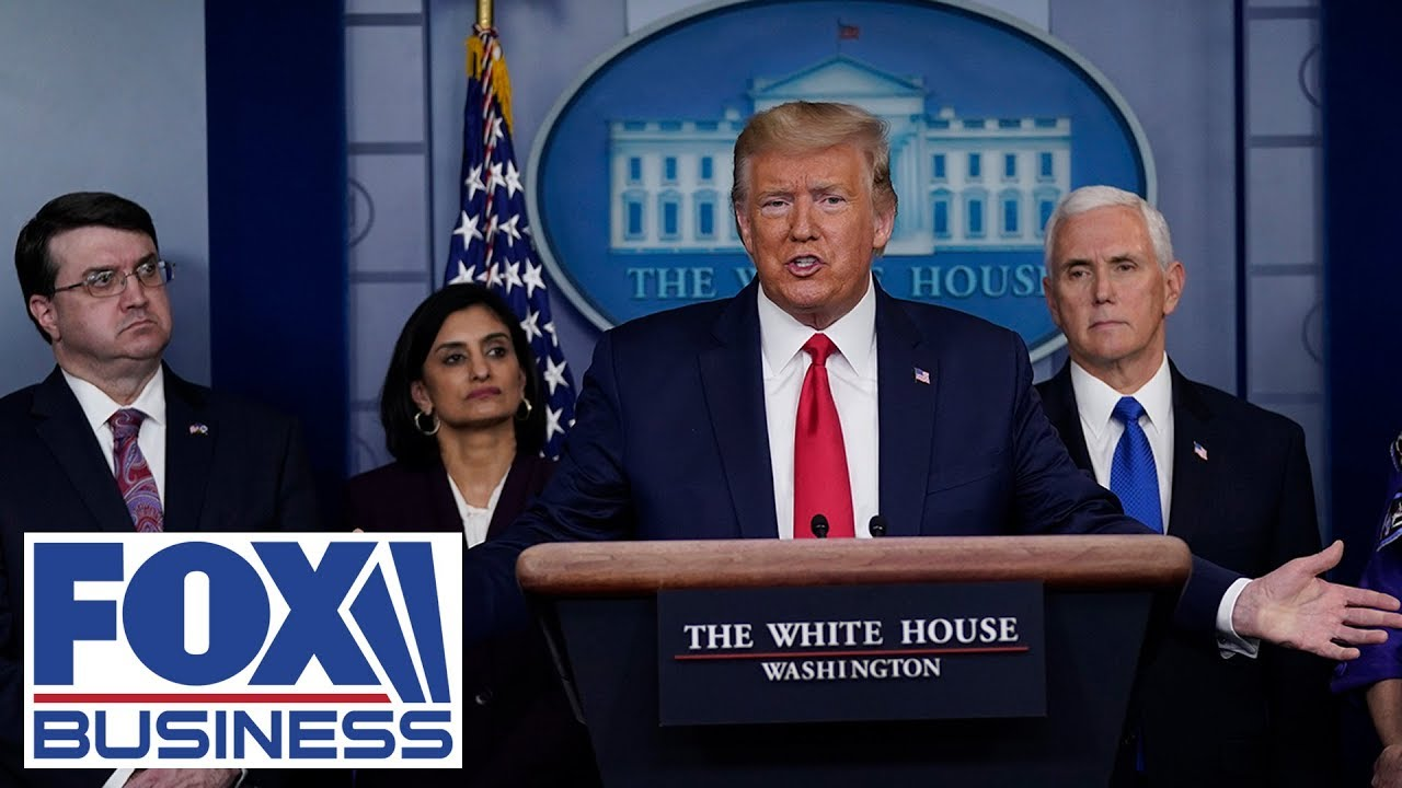 Trump, Coronavirus Task Force hold press briefing at White House | 4/14/20