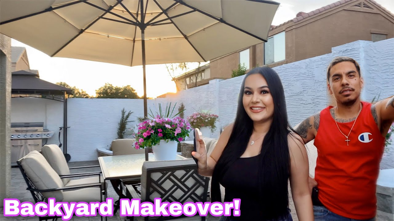 We Transformed Our Backyard!!! Before & After