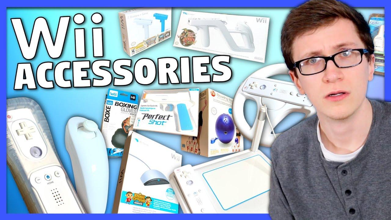 Wii Accessories – Scott The Woz