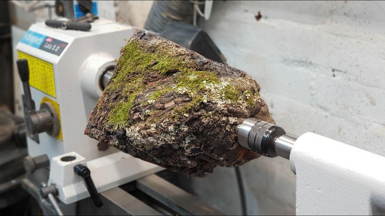 Woodturning – The Speaker