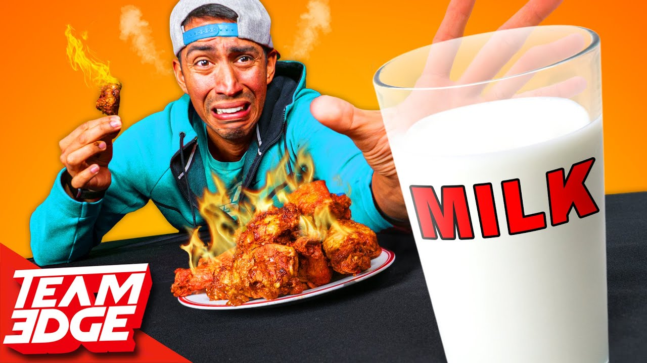 You Drink you Lose! | Spicy Wing Challenge!!