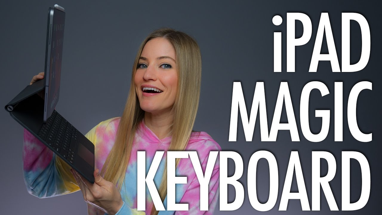 iPad Pro Magic Keyboard Review   A Month with iPad Pro