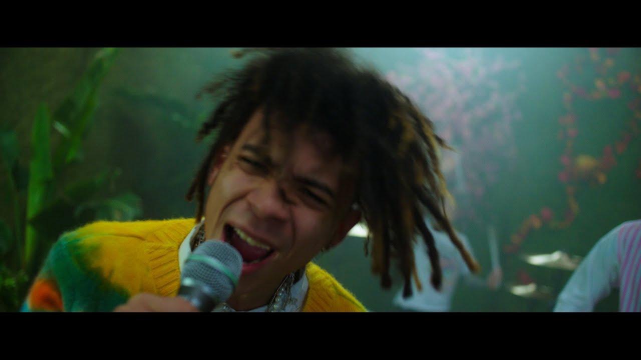 iann dior – Sick and Tired ft. Machine Gun Kelly & Travis Barker (Official Music Video)