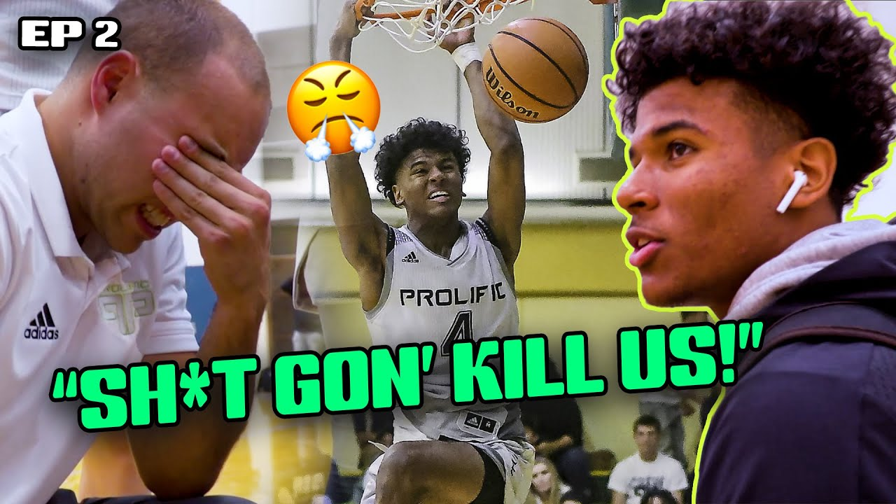 """""""It's Time To THROW DOWN!"""" Jalen Green STRUGGLES, Then GOES OFF! FULL ACCESS To #1 Team On Earth ?"""