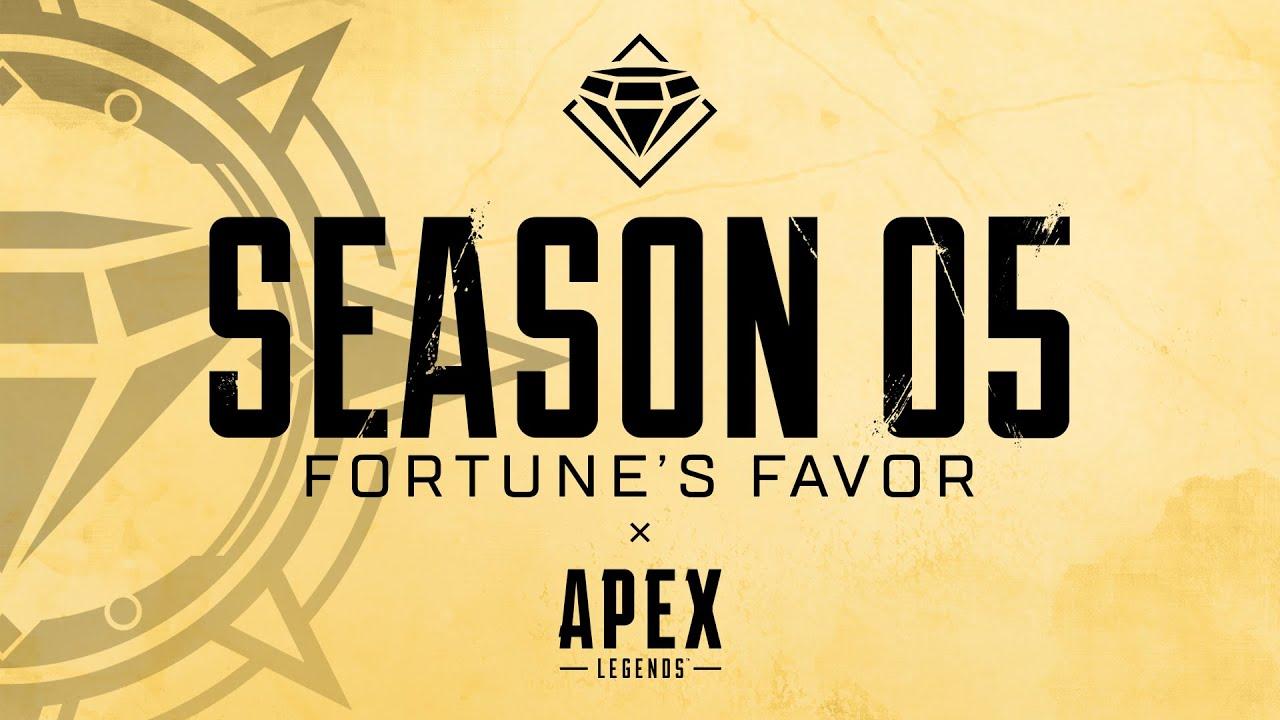 Apex Legends Season 5 – Fortune's Favor Gameplay Trailer