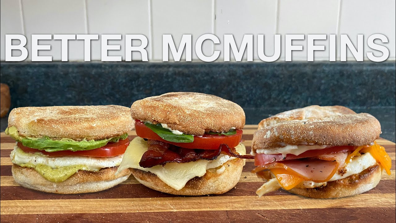 Better McMuffins – You Suck at Cooking (episode 109)