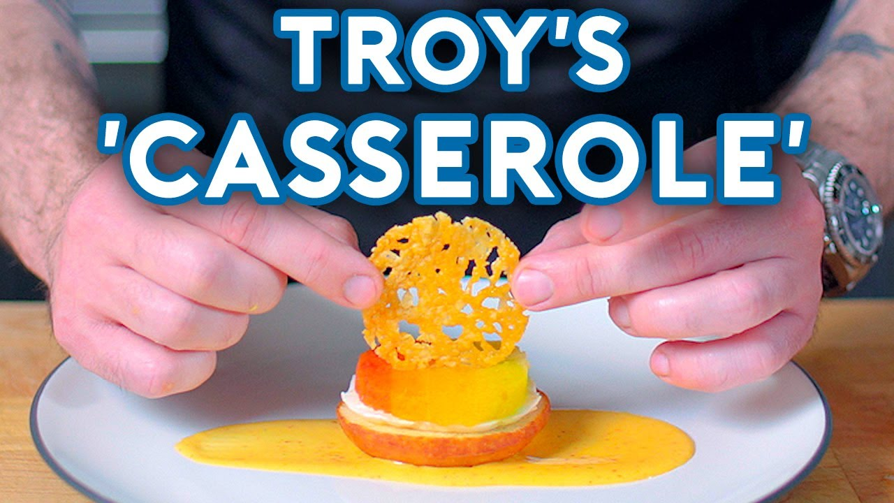 Binging with Babish: Troy's Casserole from Community