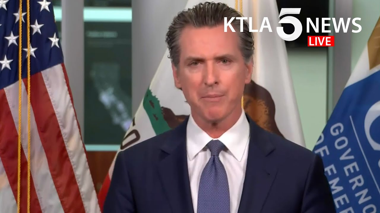 Coronavirus: Low-risk businesses can reopen with modifications, CA Gov. Gavin Newsom says