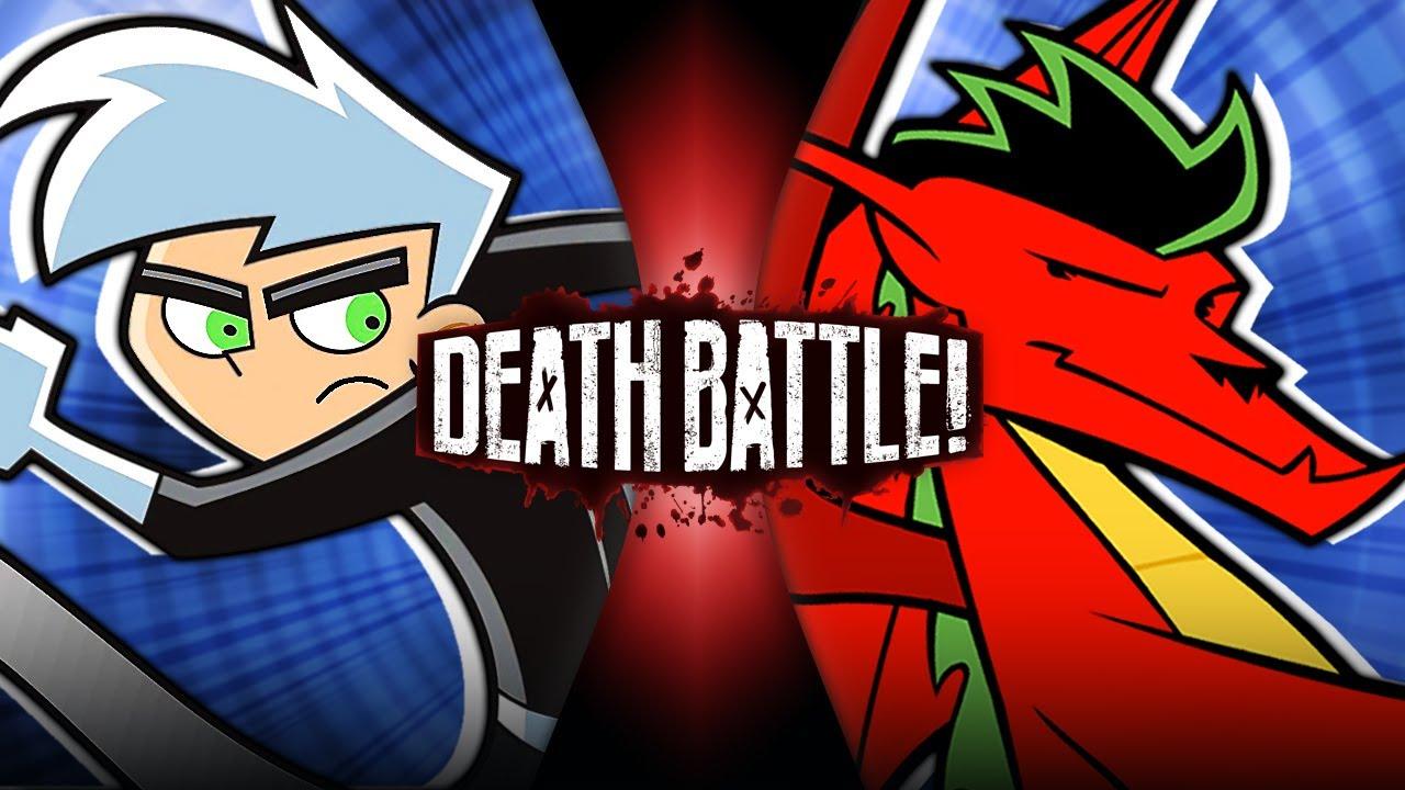 Danny Phantom VS American Dragon Jake Long (Nickelodeon VS Disney)  | DEATH BATTLE!