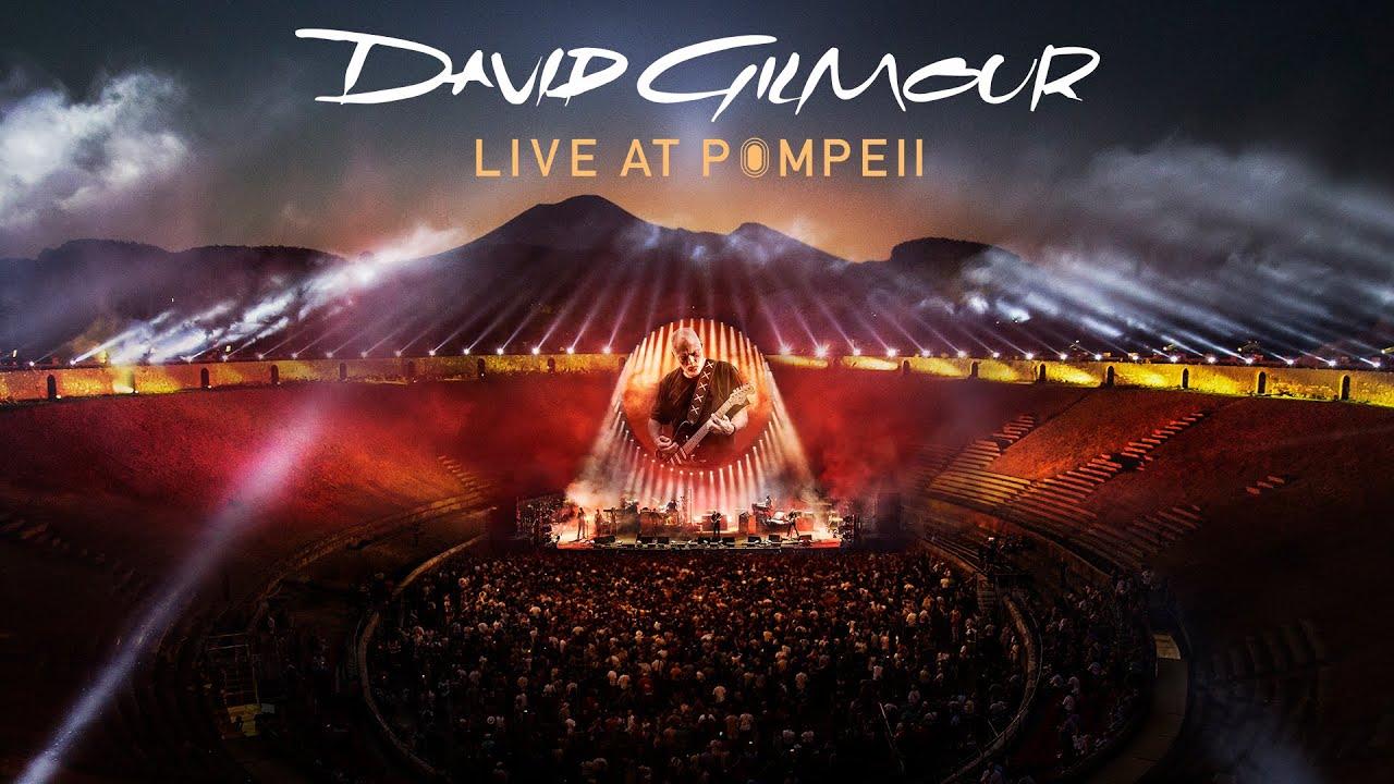 David Gilmour – Live At Pompeii (Full Concert)