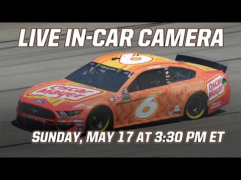 Full NASCAR In-Car: Ryan Newman at Darlington | #NASCARUnfiltered presented by K&N Filters