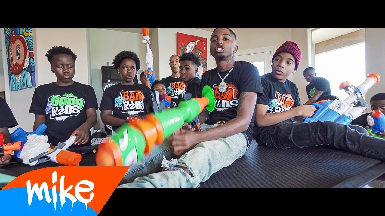FunnyMike- Prank Wars (Official Music Video)