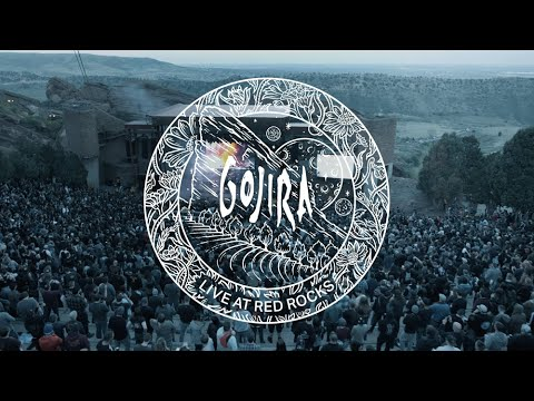 Gojira – Live at Red Rocks