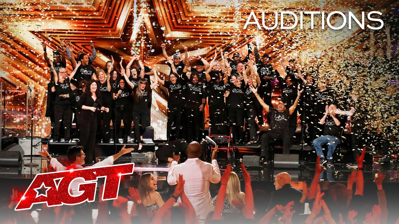Golden Buzzer: Voices of Our City Choir Delivers Emotional Performance – America's Got Talent 2020