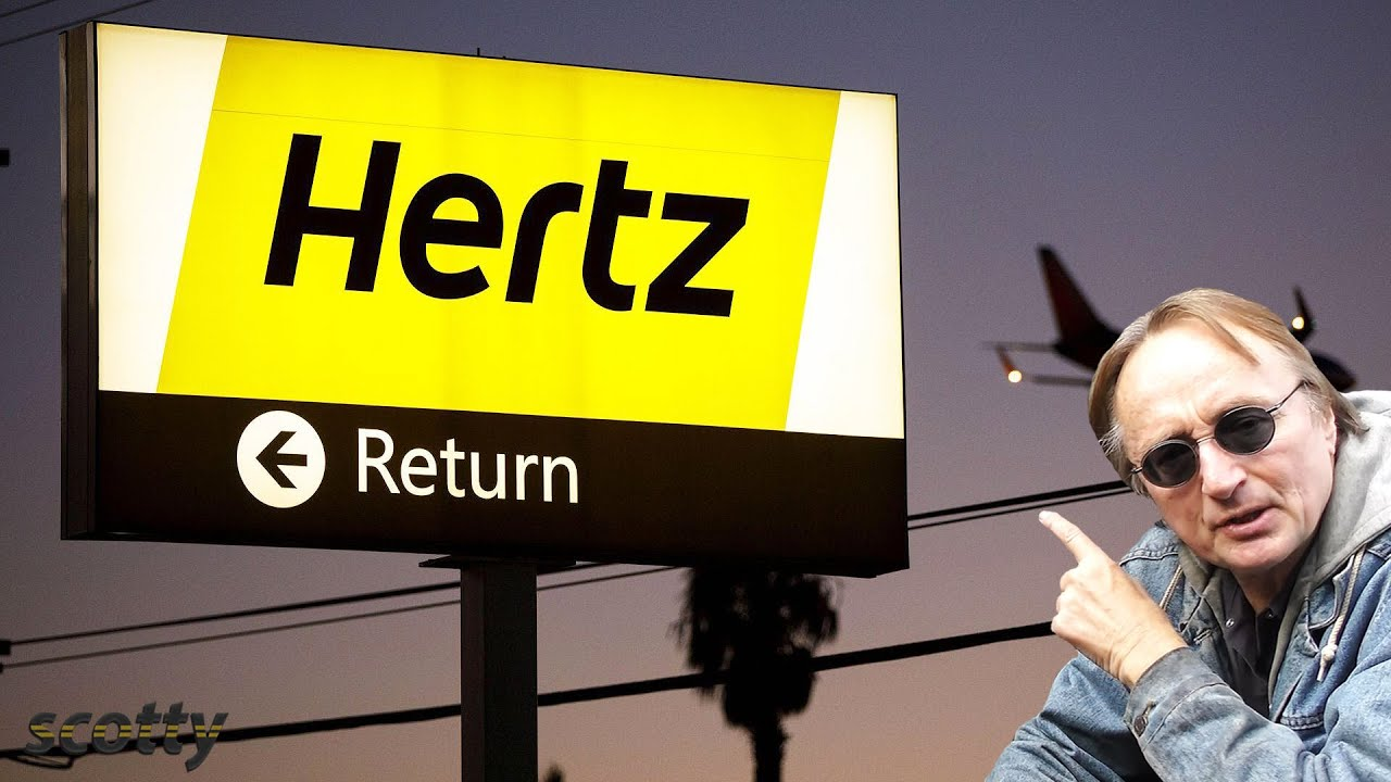 Hertz is Going Bankrupt and You Can Get a Free Car