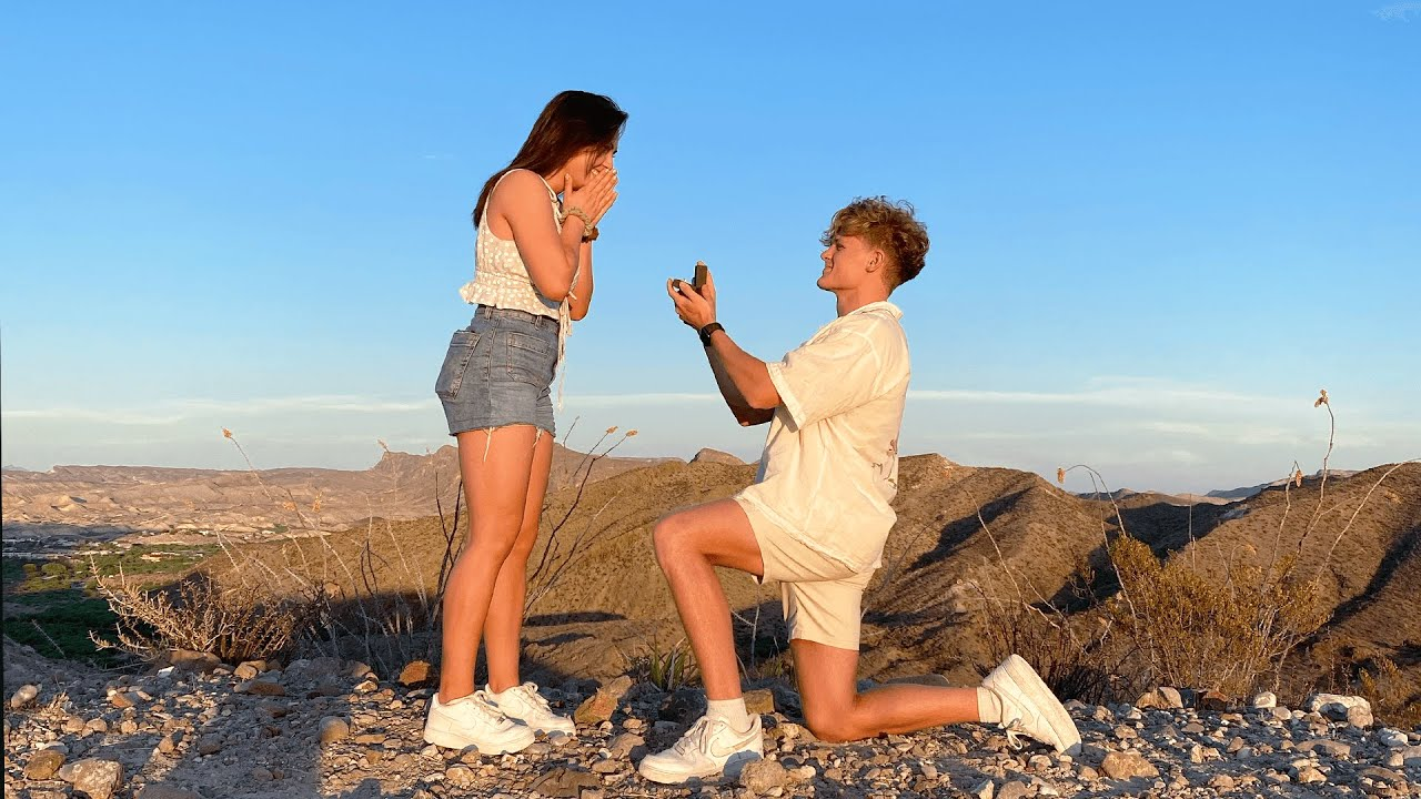 I Proposed… This Is How I Surprised Her